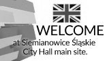 Welcome at Siemianowice Śląskie City Hall main site